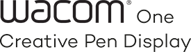 Wacom One Logo